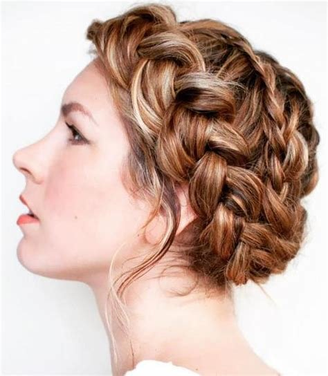 The Best 60 Crown Braid Hairstyles For Summer – Tutorials And Ideas Pictures