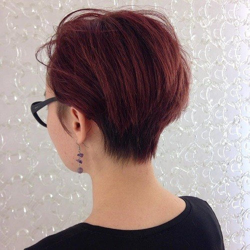 The Best 20 Wonderful Wedge Haircuts Pictures