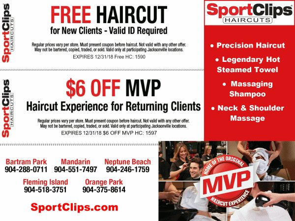 The Best Free Haircut Or 6 Off Mvp Deals Discounts Jax4Kids Com Pictures