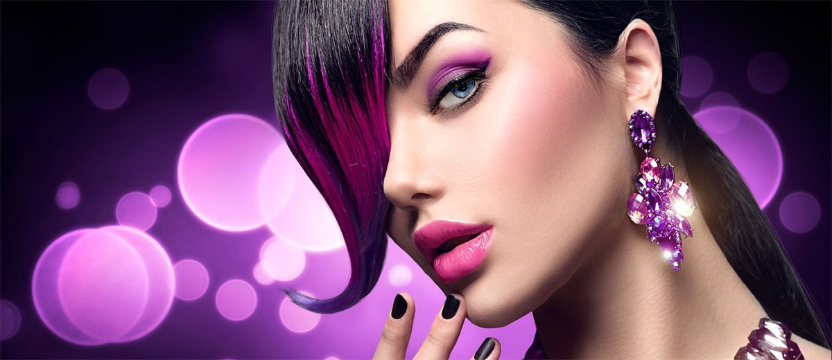 The Best Purple Hair Color Trends In 2018 Lovehairstyles Com Pictures
