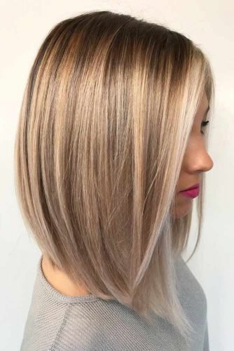 The Best 55 Medium Length Hairstyles Ideal For Thick Hair Lovehairstyles Com Pictures