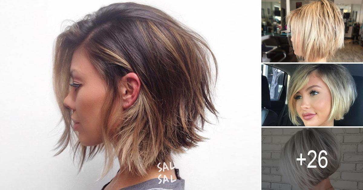 The Best 55 Best Short Haircuts 2019 Quick Easy To Style Lovehairstyles Com Pictures