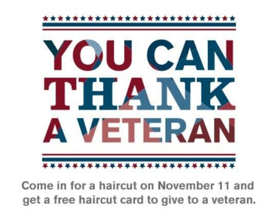 The Best Great Clips Free Haircuts For Veterans On Veteran S Day Pictures