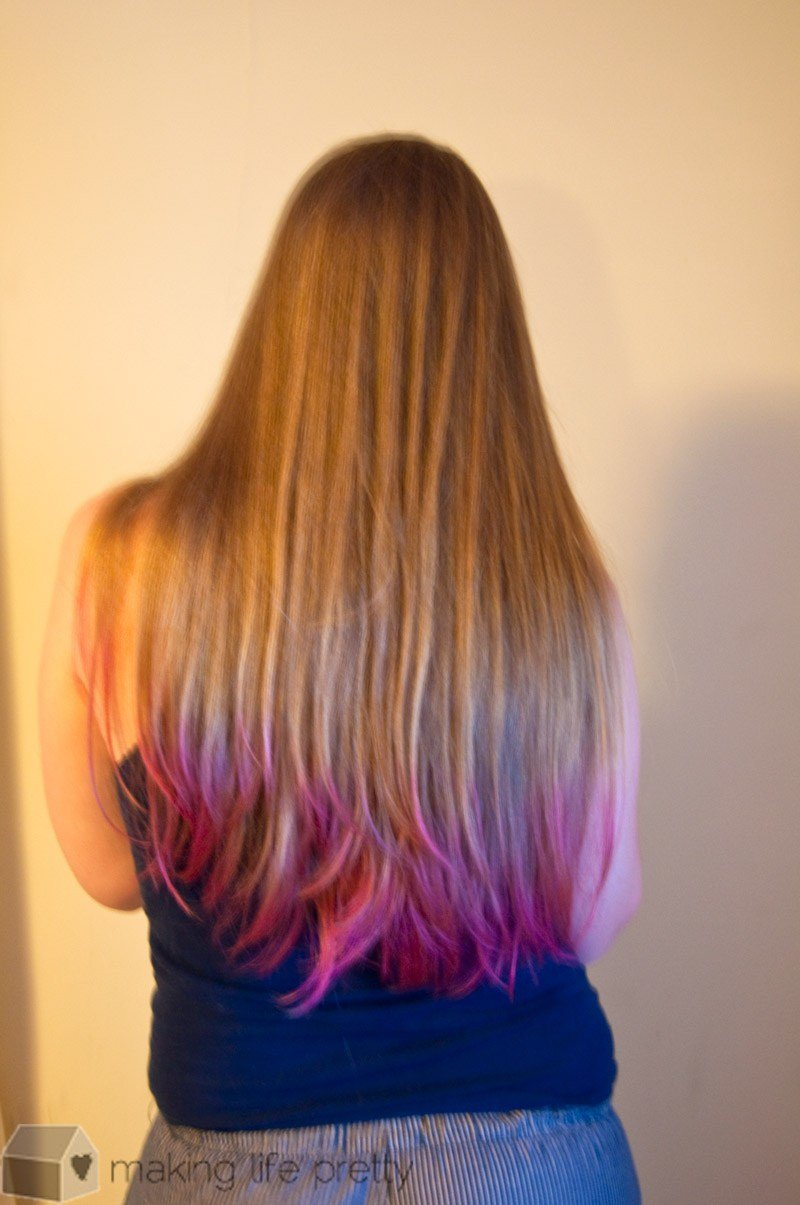 The Best 30 Before 30 26 Dye My Hair A Crazy Color Making Life Pictures
