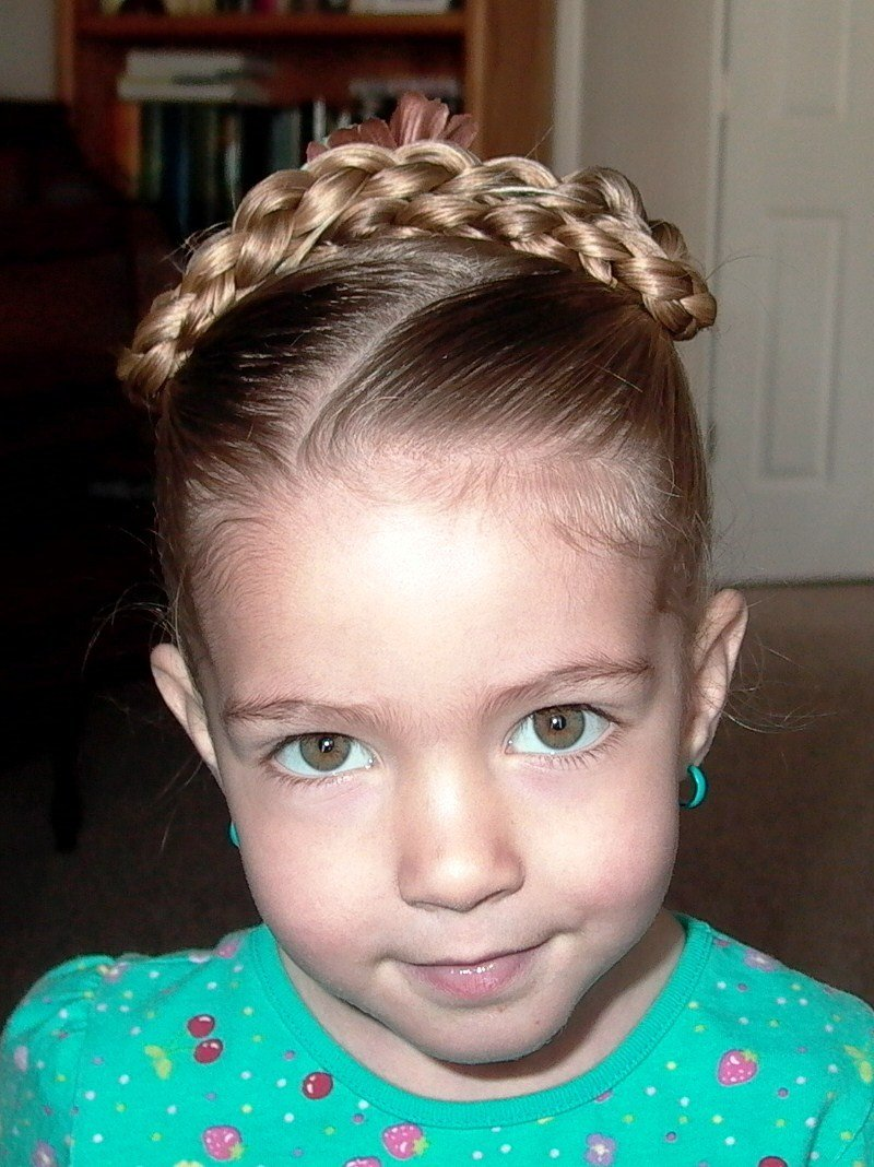 The Best Small Girls Hair Style Megapics Pictures