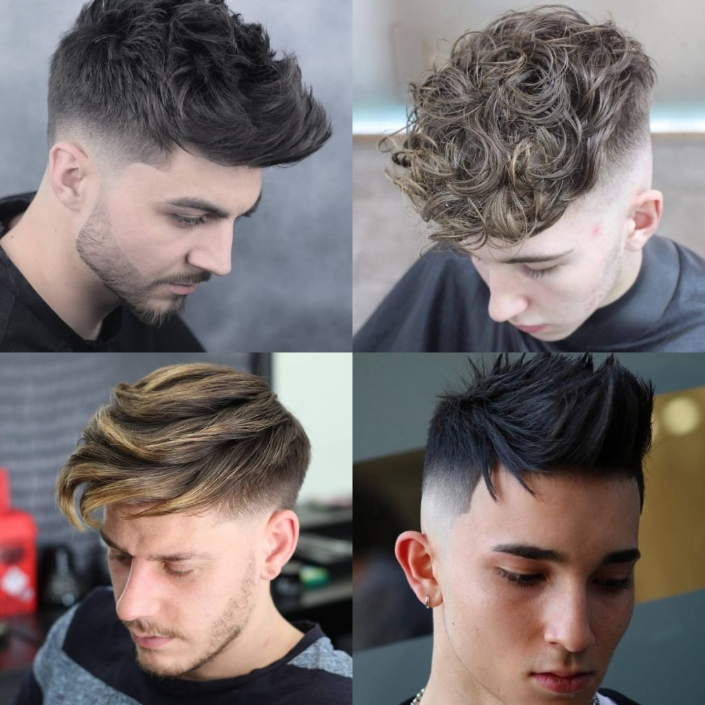The Best Choosing The Right Haircut For Your Face Shape Men S Pictures