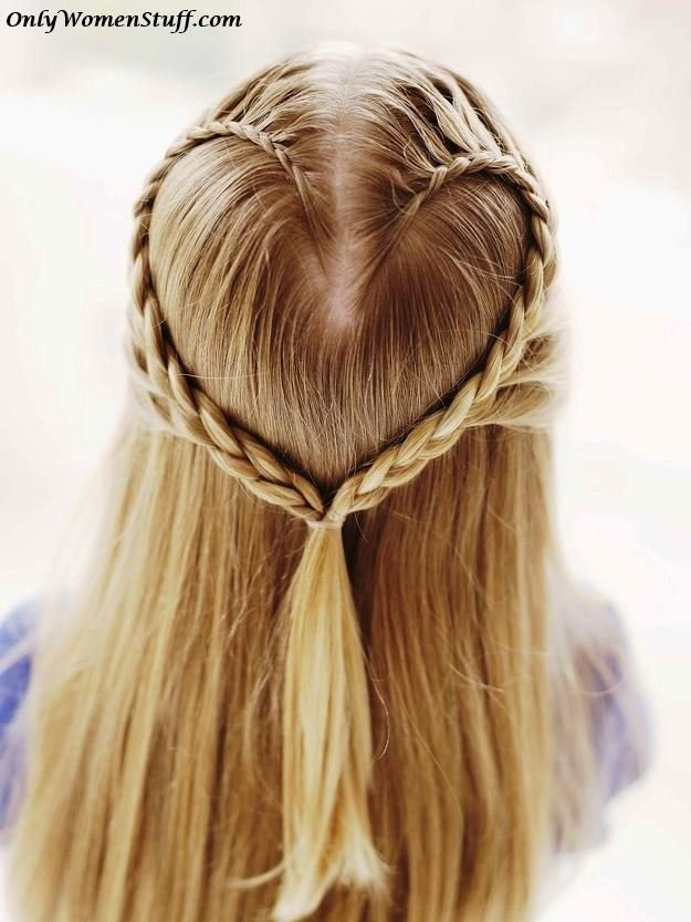 The Best 42 Easy Hairstyles For Girls Simple Step By Step Pictures