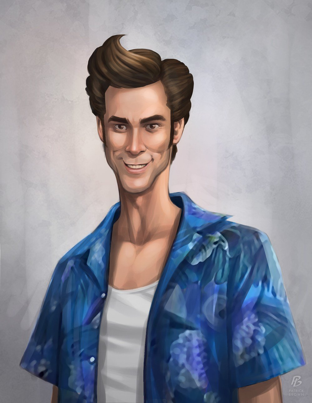 The Best Ace Ventura By Patrickbrown On Deviantart Pictures