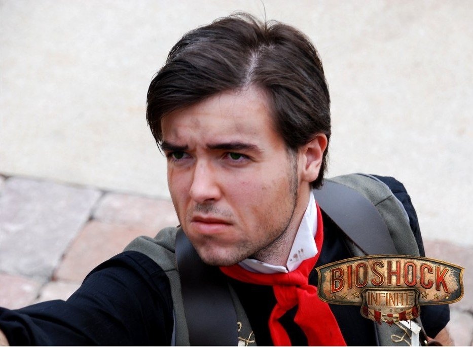 The Best Bioshock Infinite Booker Dewitt Color By Staggzcosplay Pictures