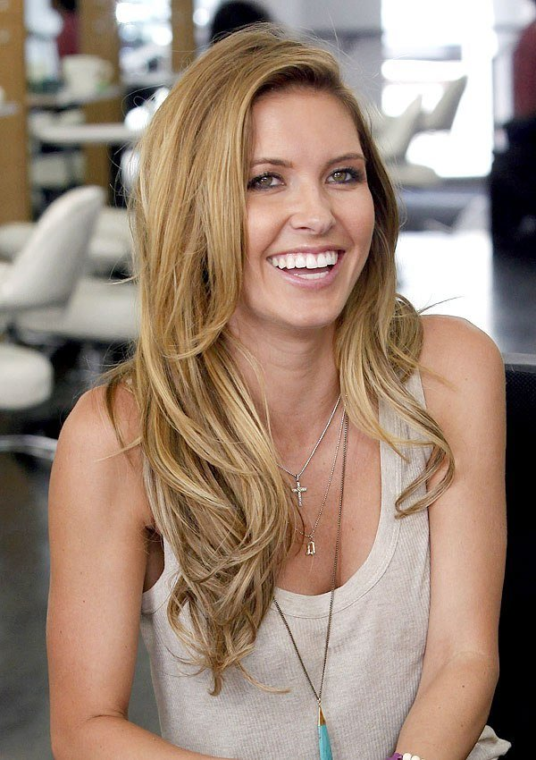 The Best Audrina Patridge's Glam Waves Get The Look – Hollywood Life Pictures