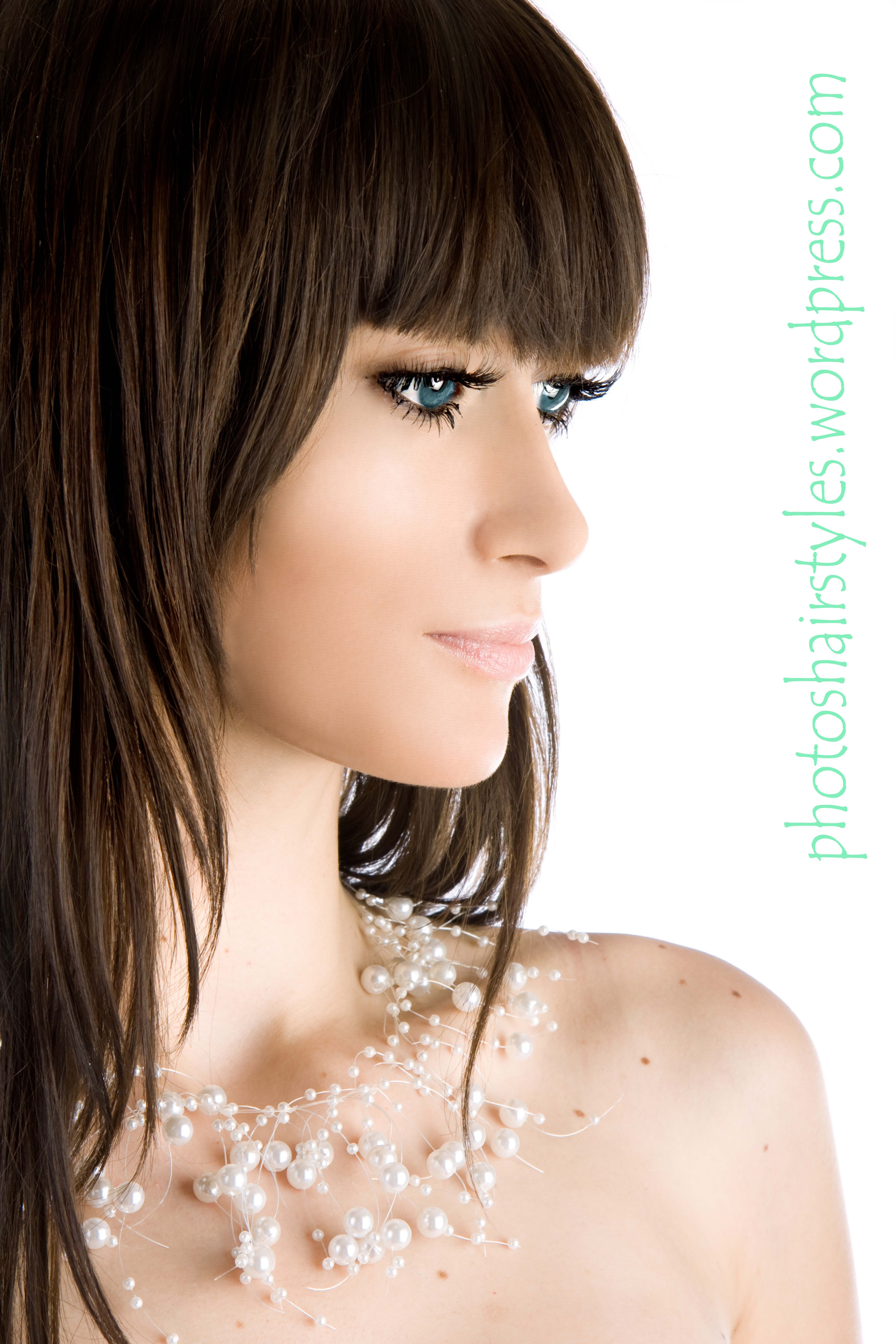 The Best Long Bang Hairstyle Trends Women Hairstyle Trends Pictures