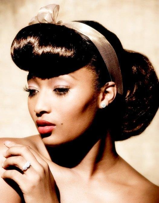 The Best We Have A Big Era Hair A Look At The 1950'S Beaut Pictures