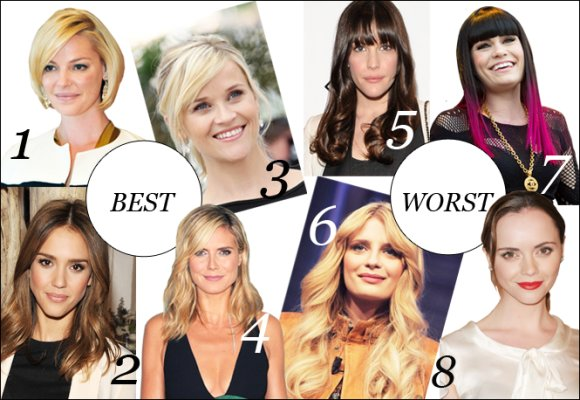 The Best Face Time Best And Worst Hairstyles For Your Face Shape Pictures