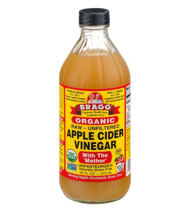 The Best This Apple Cider Vinegar Rinse Gave Me Shiny Hair Pictures