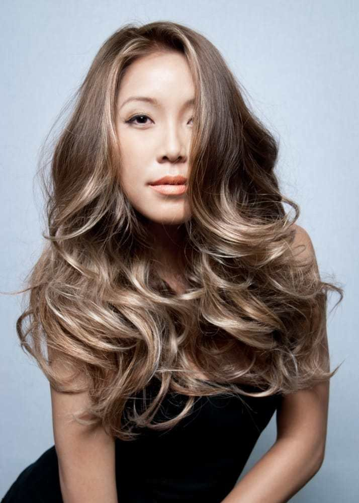 The Best Smoked Ash Ombre On Asian Hair By Guy Tang Yelp Pictures