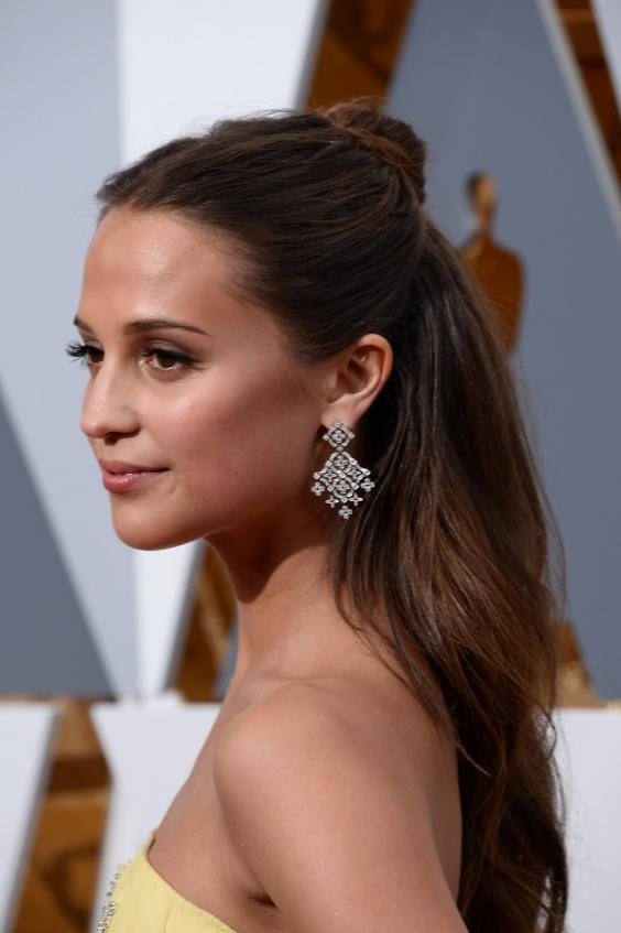 The Best Oscars 2016 Best Hairstyles On The Red Carpet The Independent Pictures
