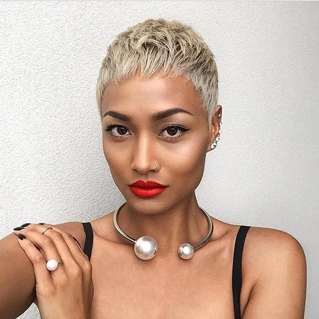 The Best 50 Short Hairstyles For Black Women Stayglam Pictures