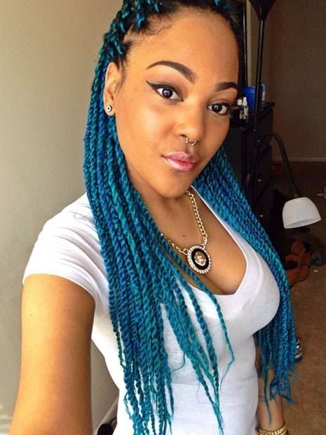 The Best 49 Senegalese Twist Hairstyles For Black Women Stayglam Pictures