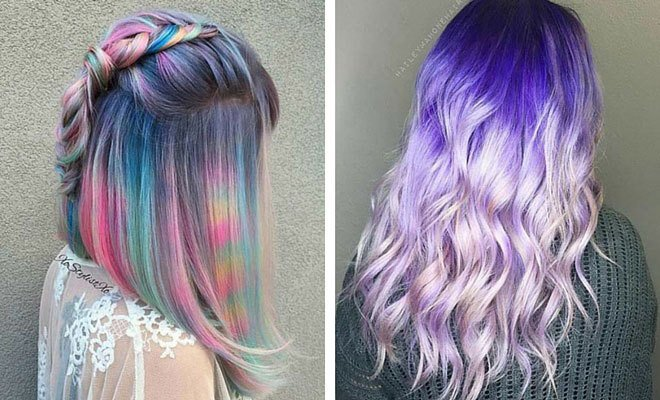 The Best 21 Pastel Hair Color Ideas For 2018 Stayglam Pictures