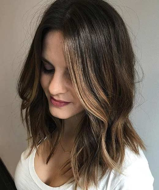 The Best 51 Cool And Trendy Medium Length Hairstyles Stayglam Pictures