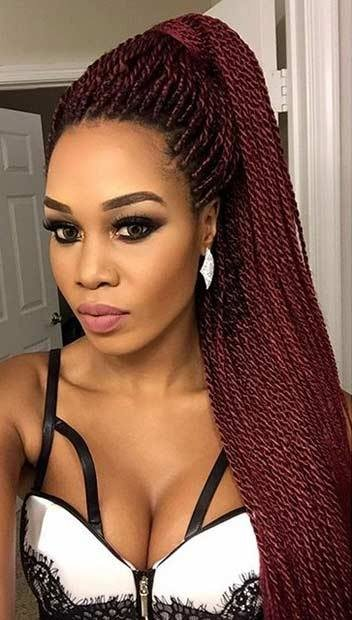 The Best 61 Beautiful Micro Braids Hairstyles Stayglam Pictures