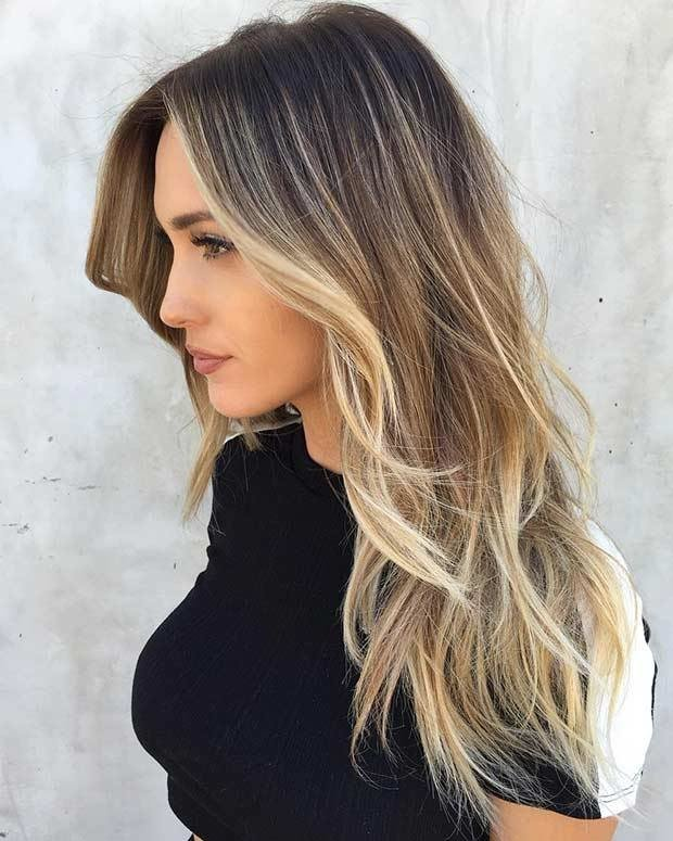 The Best 51 Beautiful Long Layered Haircuts Stayglam Pictures