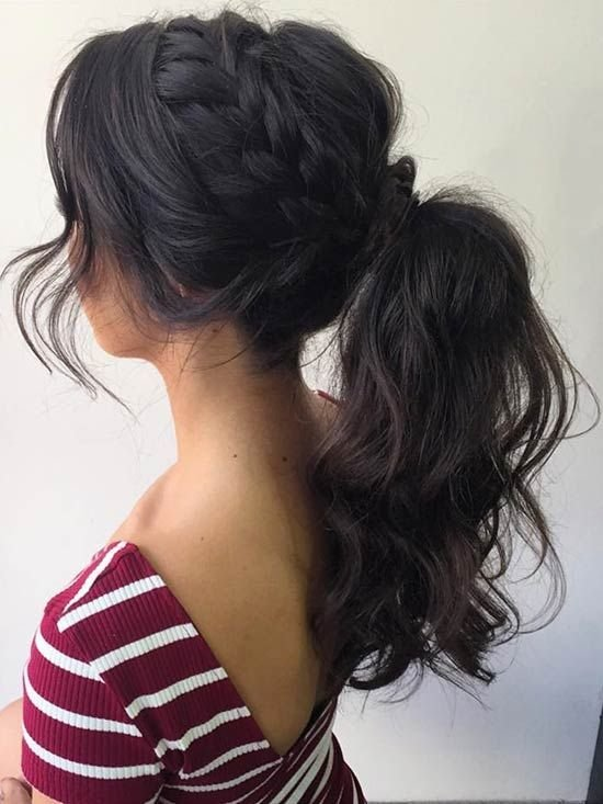 The Best 27 Gorgeous Prom Hairstyles For Long Hair Page 2 Of 3 Pictures