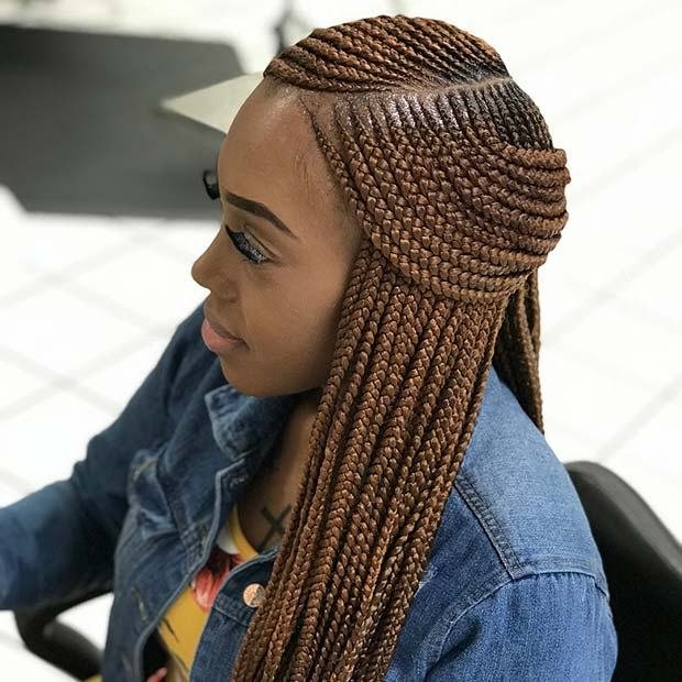 The Best 23 Trendy Ways To Rock African Braids Page 2 Of 2 Stayglam Pictures
