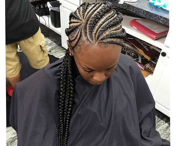 The Best 43 New Feed In Braids And How To Do It Style Easily Pictures