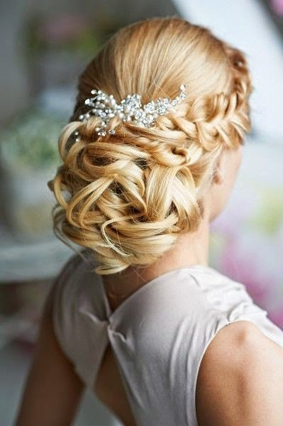 The Best Wedding Inspiration The Prettiest Braided Hairstyles For Pictures