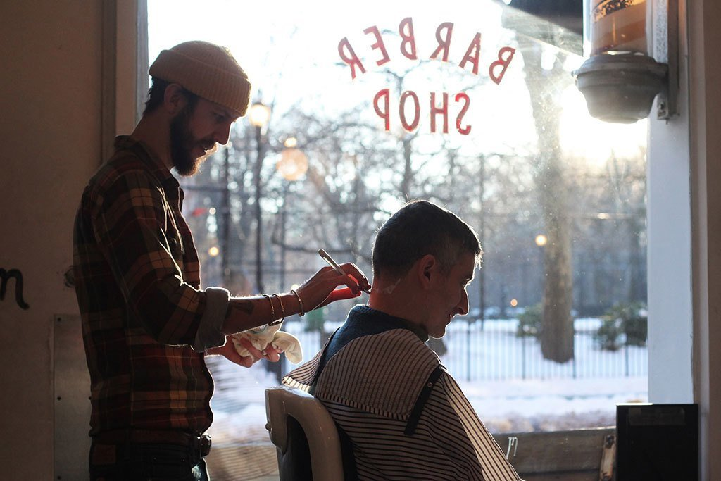 The Best Best Places For Men S Haircuts At Nyc Barbershops And Hair Pictures