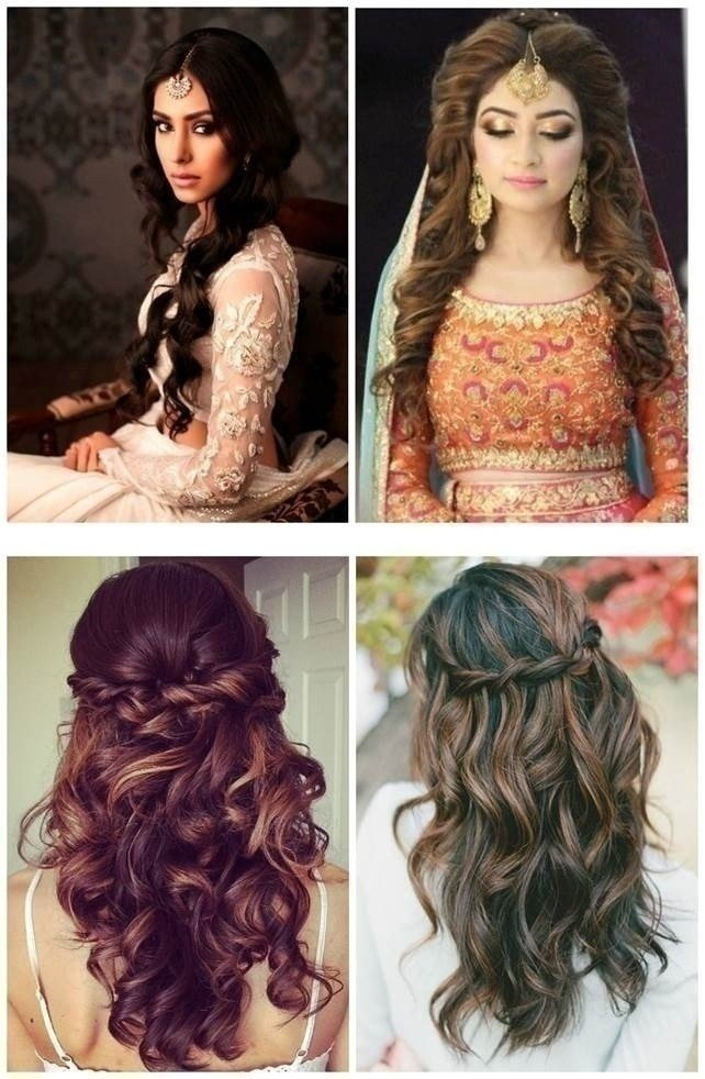 The Best Top 5 Indian Bridal Hairstyles For Thin Hair Blog Pictures