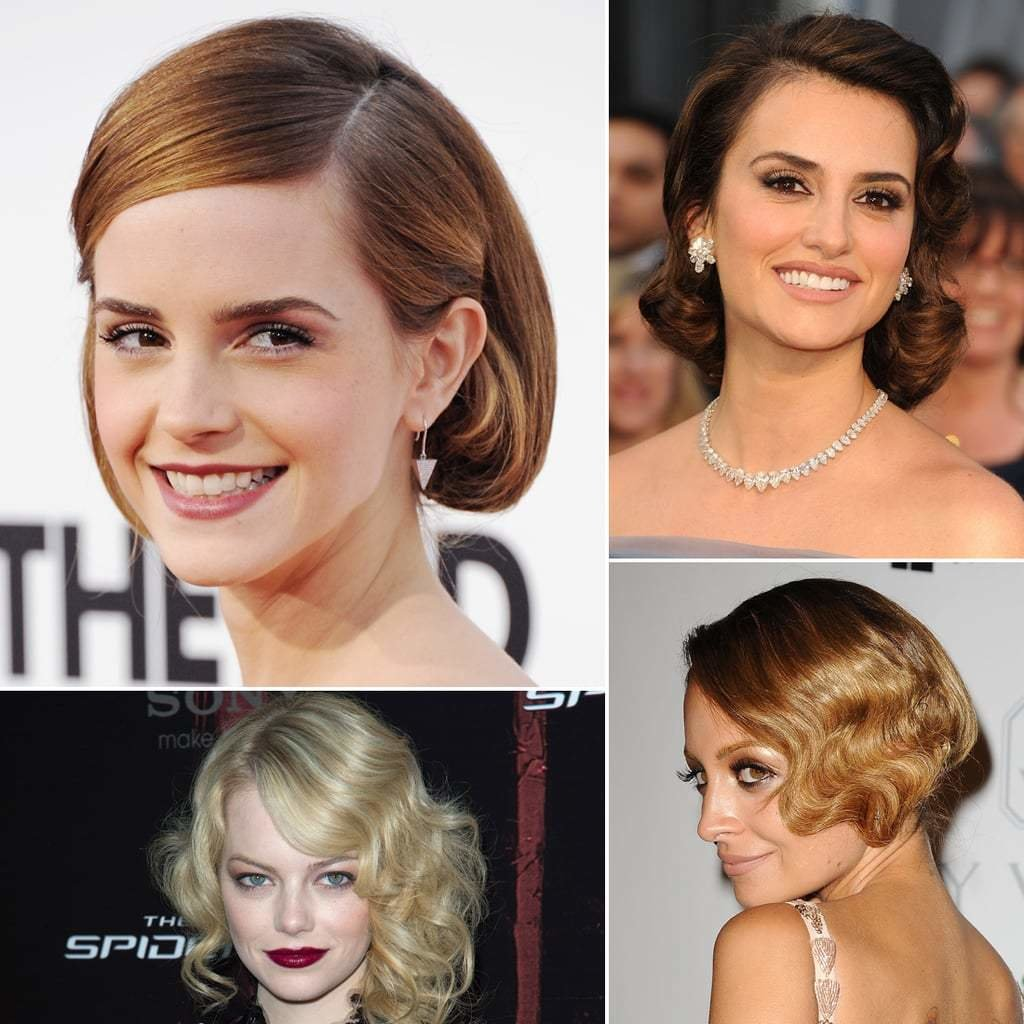 The Best Faux Bob Hairstyles Celebrity Hair Pictures Popsugar Pictures