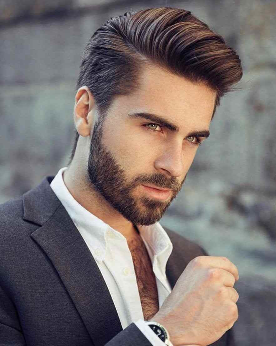 The Best Top 10 Men S Medium Hairstyles For 2019 Pictures