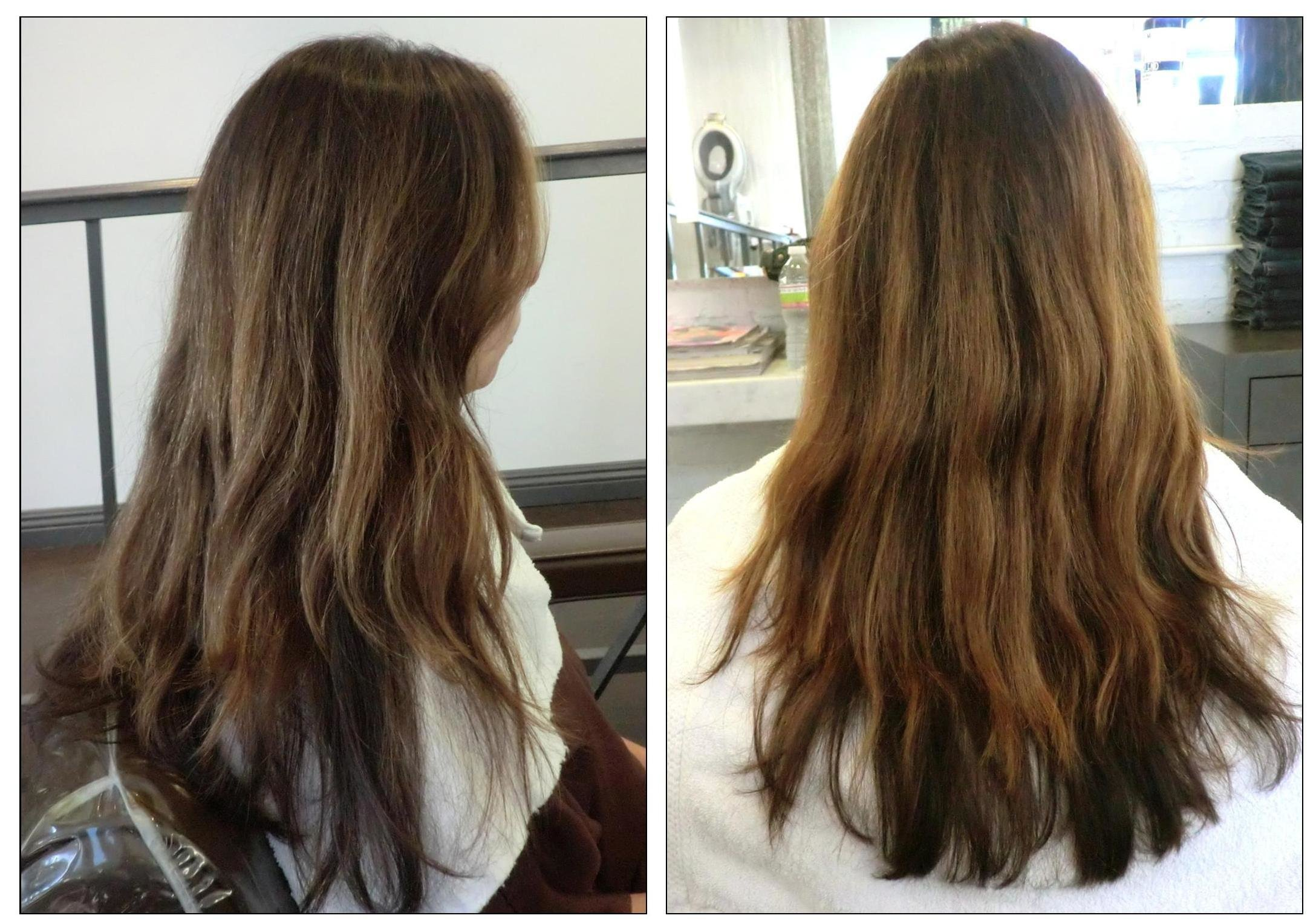 The Best Color Fix Brassy Highlights Neil George Pictures