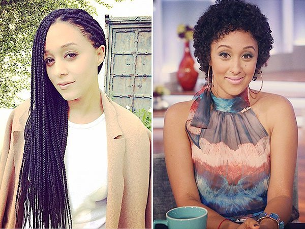 The Best Tia Mowry Braids Tamera Mowry Curly Hair People Com Pictures