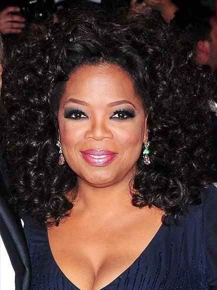 The Best Oprah S Best Hairstyles People Com Pictures