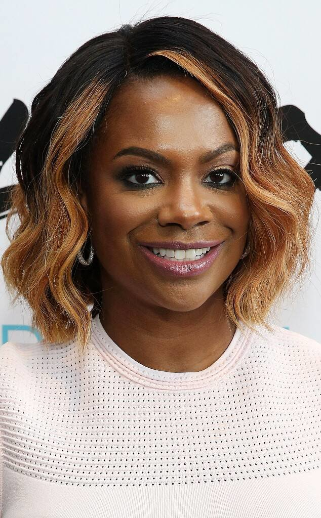 The Best Kandi Burruss From Best Celebrity Short Hairstyles E News Pictures