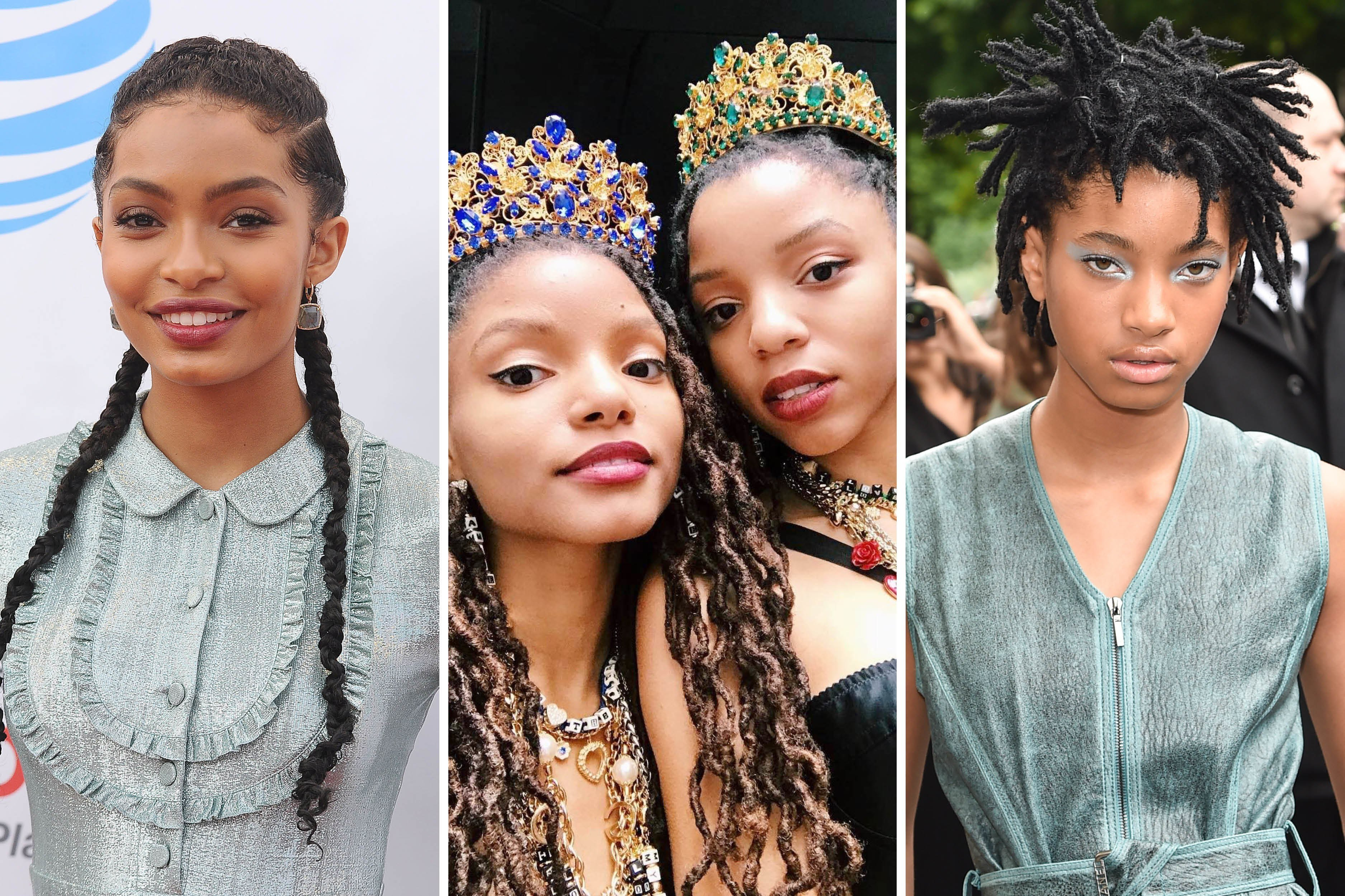 The Best Best Prom Hairstyles For Natural Hair T**N Vogue Pictures