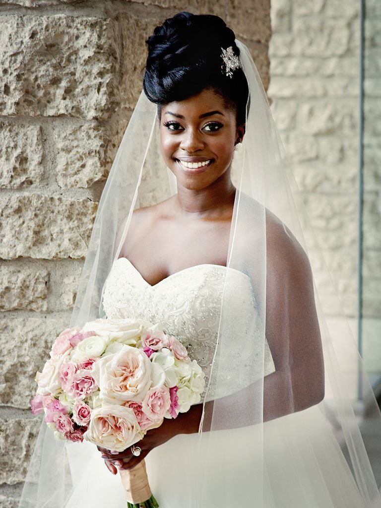 The Best 20 Wedding Hairstyles For Long Hair With Veils Pictures