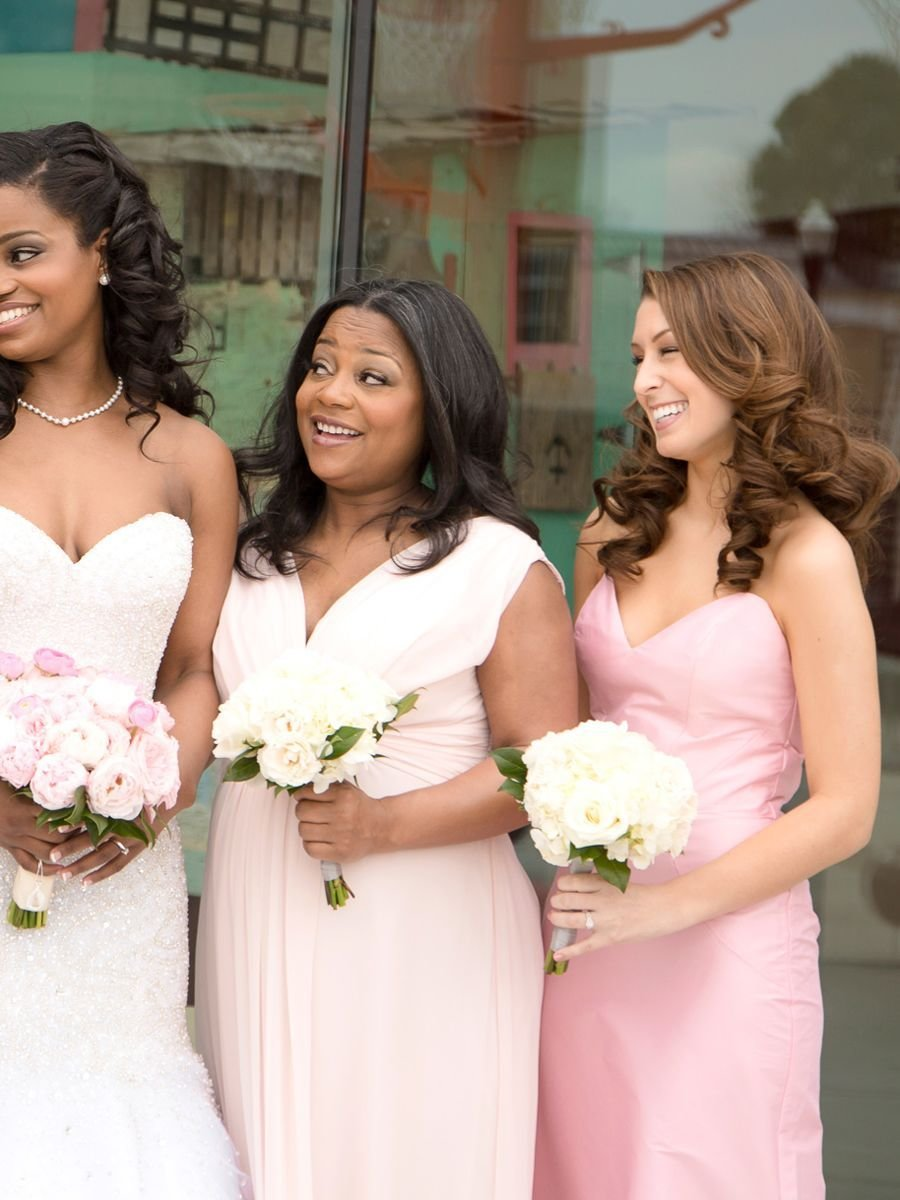 The Best 15 Pretty Bridesmaid Hairstyle Ideas Pictures