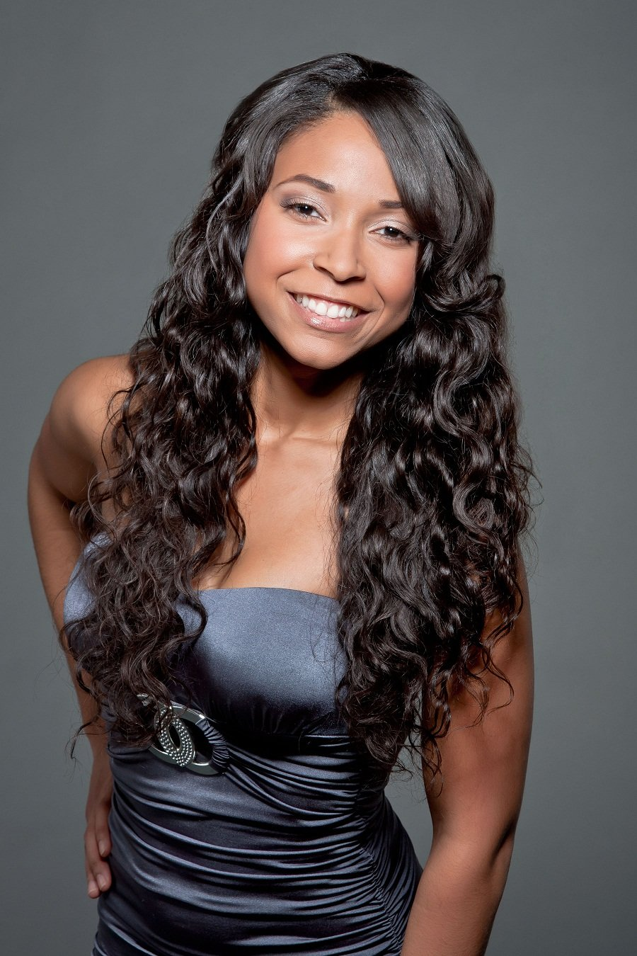 The Best 35 Simple But Beautiful Weave Hairstyles For Black Women Pictures