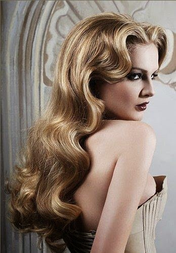 The Best Vintage Hairstyles For Long Hair Find Lifestyle Your Lifestyle Here Pictures