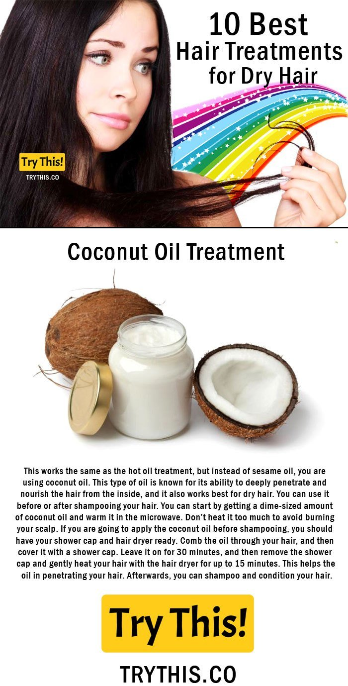 The Best Homemade Hair Treatments For Dry Hair Beauty Tips Pictures