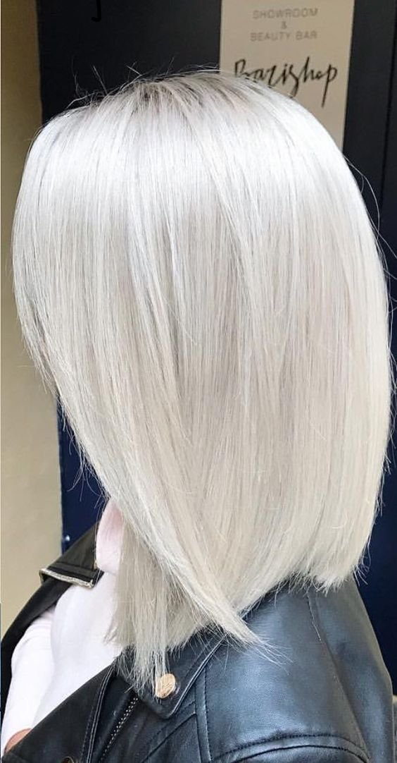 The Best 4 Stunning Silver Hair Color Ideas And Maintenance Tips Pictures