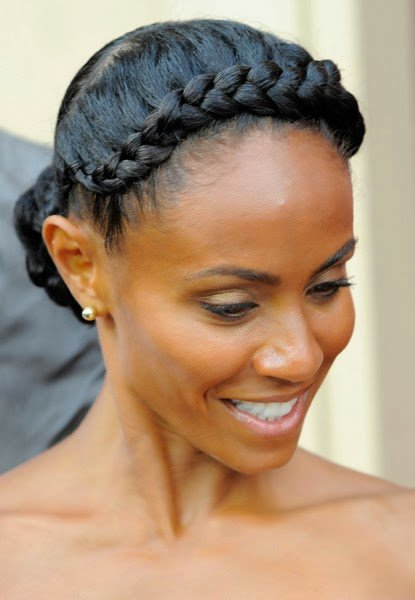 The Best Hair Crush Jada Pinkett Smith S Jumbo Side Cornrow Hairstyle Beauty And Lifestyle Blog Chic Pictures