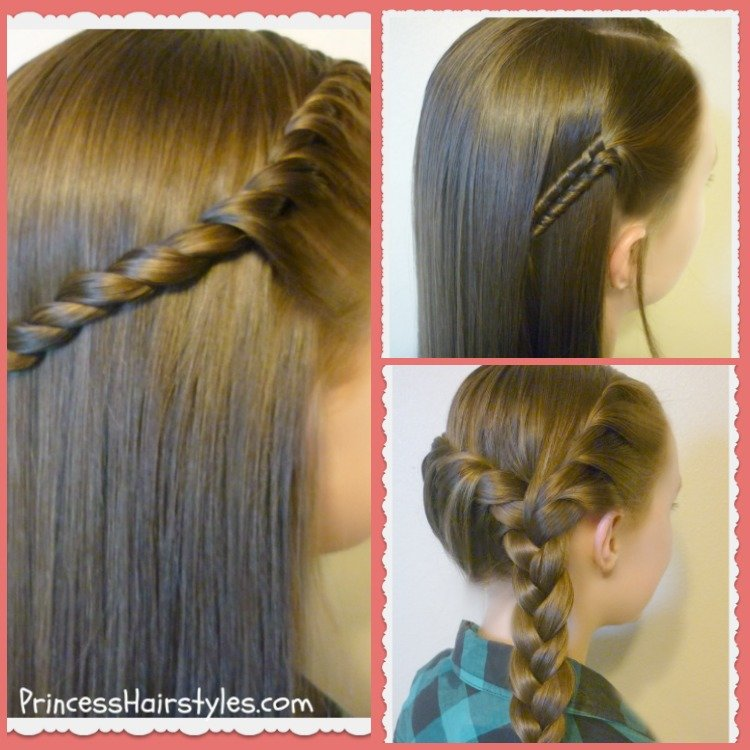 The Best 3 Quick And Easy Back To School Hairstyles Hairstyles Pictures