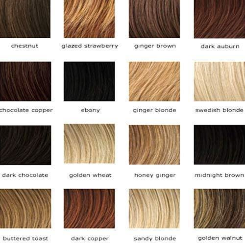 The Best Natural Hair Colors List 10 Reasons Why People Love Pictures