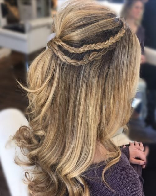 The Best 50 Party Hairstyles That Are Fun Chic For 2019 Pictures