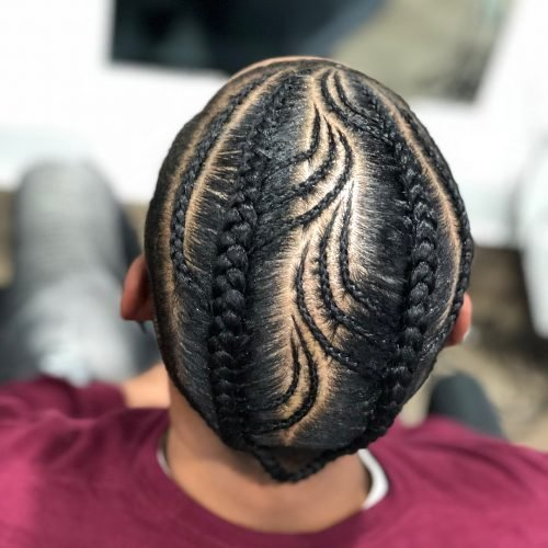 The Best 27 Braids For Men The Man Braid In 2019 Pictures